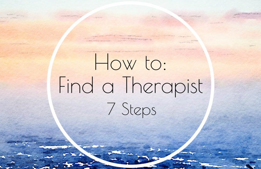 How to Find a Therapist Sacramento