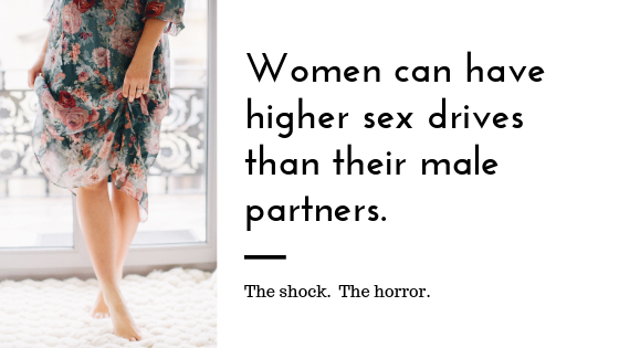 Higher Sex Drive Than Your Boyfriend or Husband: Let's Talk About It